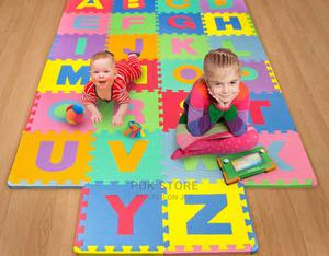26 Alphabet Form Floor Puzzle Mat | Toys for sale in Lagos State, Ikoyi