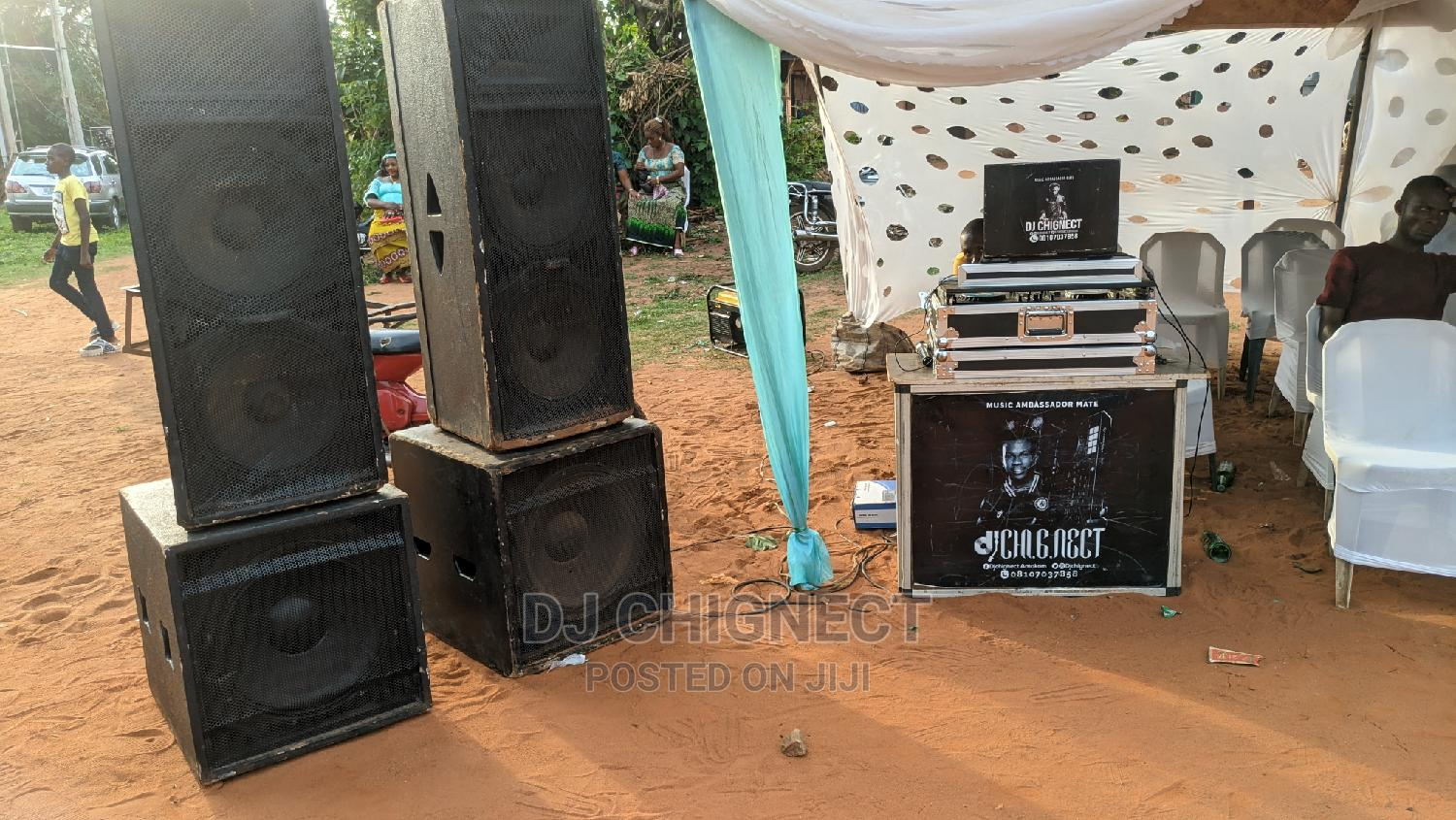 Archive: DJ Services Available In Anambra