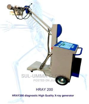 200ma Digital Mobile X-Ray Machine With Warranty | Medical Supplies & Equipment for sale in Kano State, Fagge