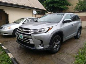 Toyota Highlander 2016 Silver | Cars for sale in Oyo State, Egbeda