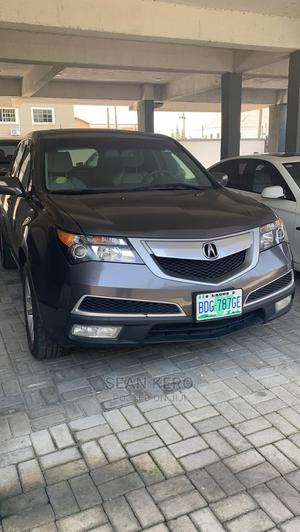 Acura MDX 2011 Gray   Cars for sale in Lagos State, Abule Egba