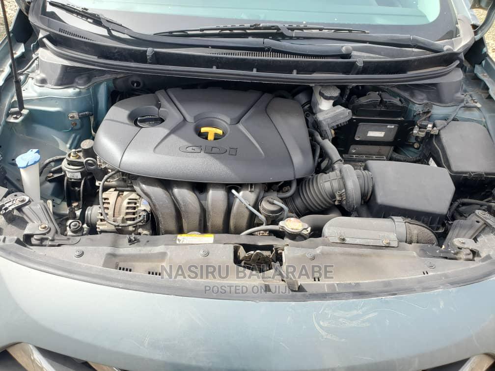 Hyundai Elantra 2013 GT Gray   Cars for sale in Kaduna / Kaduna State, Kaduna State, Nigeria