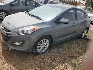 Hyundai Elantra 2013 GT Gray | Cars for sale in Kaduna State, Kaduna / Kaduna State