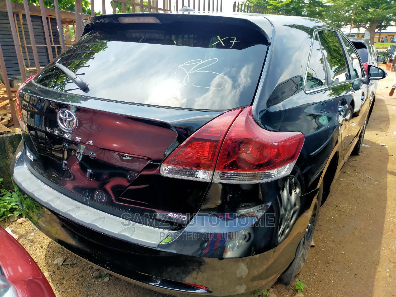 Toyota Venza 2013 XLE AWD V6 Black