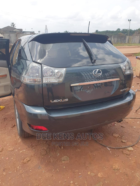 Lexus RX 2008 Silver   Cars for sale in Benin City, Edo State, Nigeria