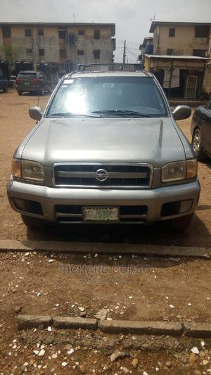 Nissan Pathfinder 2003 LE AWD SUV (3.5L 6cyl 4A) Beige | Cars for sale in Lagos State, Alimosho