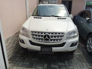 Mercedes-Benz M Class 2011 ML 350 4Matic White | Cars for sale in Lagos State, Surulere