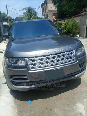 Land Rover Range Rover Sport 2016 HSE 4x4 (3.0L 6cyl 8A) Gray | Cars for sale in Lagos State, Lekki
