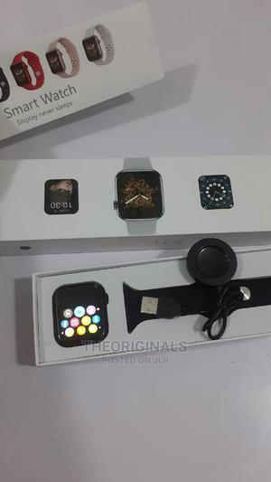 T500+ Plus Smartwatch Series 6 Smartwatch | Smart Watches & Trackers for sale in Lagos State, Ikeja