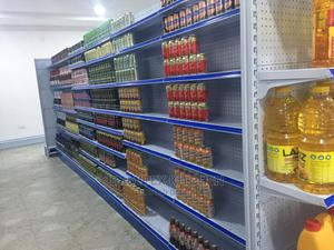 Single Sided Super Market Shelfs | Store Equipment for sale in Abuja (FCT) State, Gwarinpa
