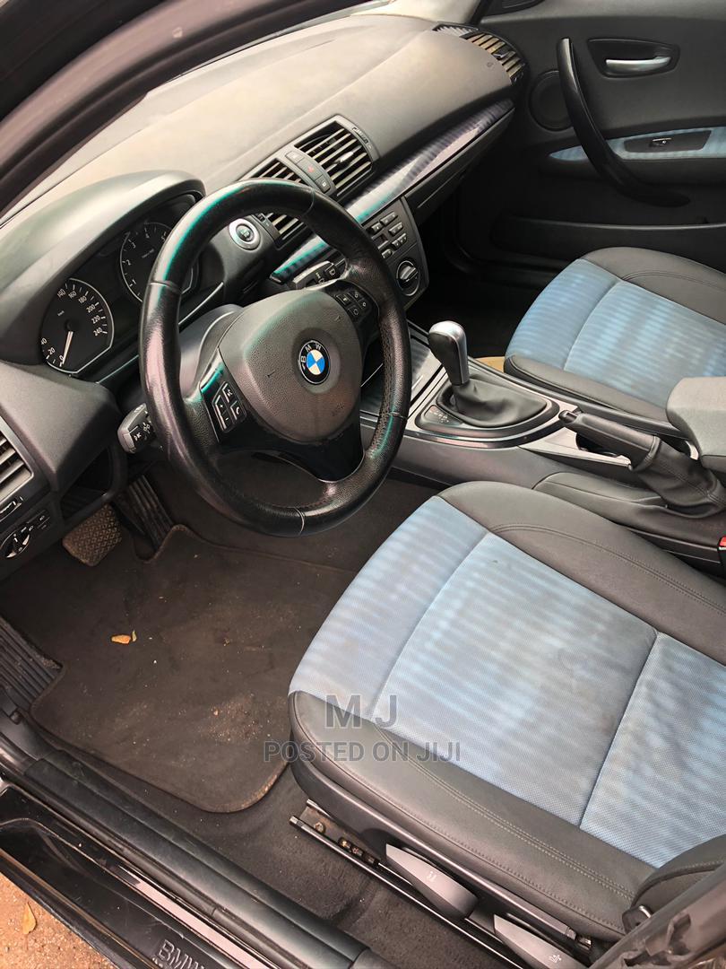 Archive: BMW 118i 2007 Black