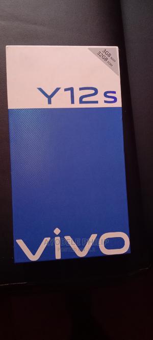 Vivo Y12s 32 GB Blue   Mobile Phones for sale in Lagos State, Ikorodu