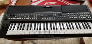 Original Professional Yamaha Keyboard PSR SX-600 | Musical Instruments & Gear for sale in Lagos State, Ikeja