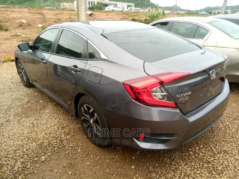 Honda Civic 2017 Gray | Cars for sale in Katampe, Abuja (FCT) State, Nigeria