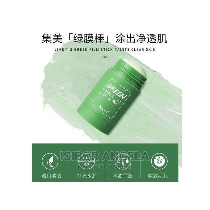 Green Stick Mask (15pics Upward #1700)