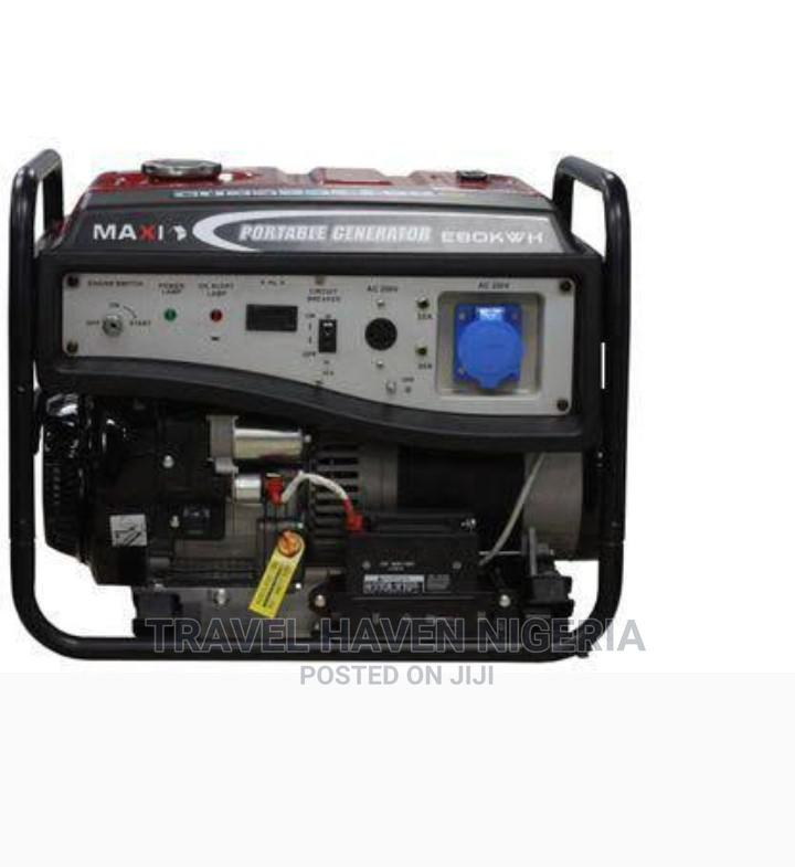 Maxi 10KVA Elegant Remote Starter Generator EK80