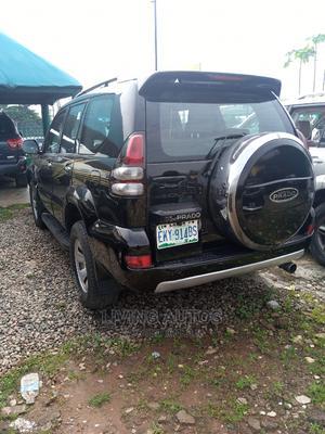 Toyota Land Cruiser Prado 2007 GX Black | Cars for sale in Lagos State, Kosofe