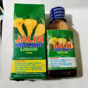 Jalin Herbal Mannex Liquid | Sexual Wellness for sale in Lagos State, Surulere