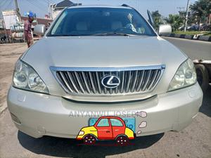 Lexus RX 2008 350 AWD Silver | Cars for sale in Rivers State, Port-Harcourt