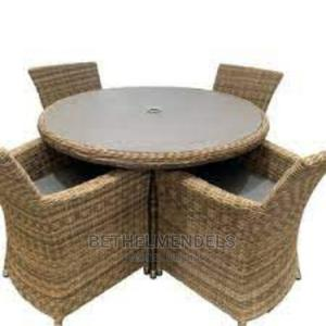 Outdoor Wicker Rattan Furniture Suitable for Home Decor   Furniture for sale in Lagos State, Ikeja