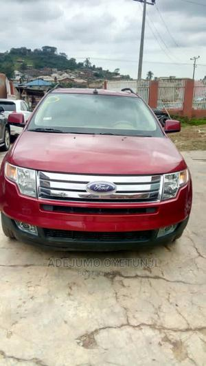 Ford Edge 2007 Red   Cars for sale in Oyo State, Ibadan