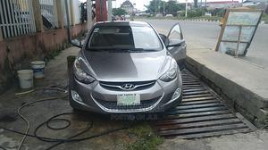 Hyundai Elantra 2013 GT Gray   Cars for sale in Lagos State, Amuwo-Odofin