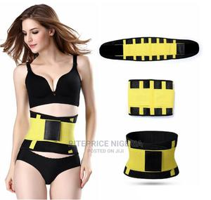 Hot Shapers Power Belt/Waist Trimmer | Sports Equipment for sale in Lagos State, Ikeja