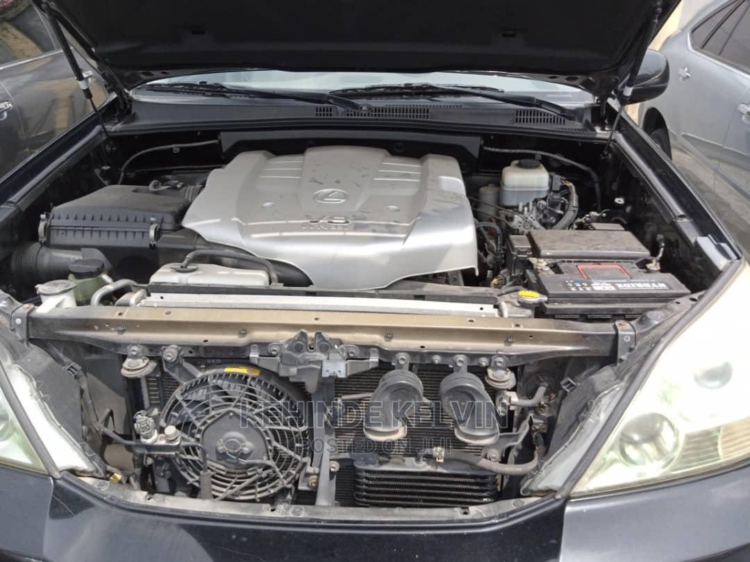 Archive: Lexus GX 2009 470 Black
