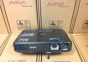 Epson 3 Lcd Projector With Great Connection   TV & DVD Equipment for sale in Lagos State, Ikeja