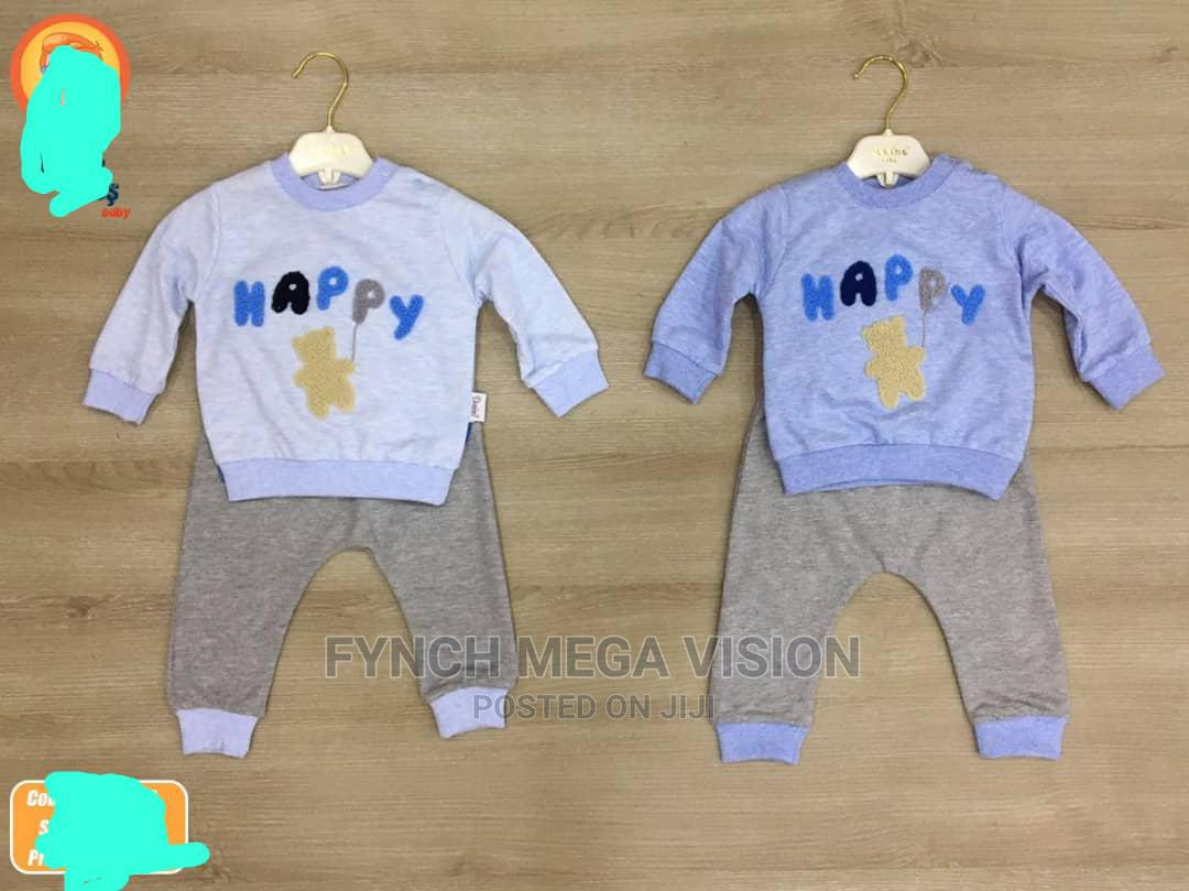 Children Up and Down Joggers