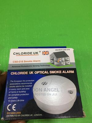 Chloride UK Battery Smoke Detector   Safetywear & Equipment for sale in Lagos State, Lagos Island (Eko)