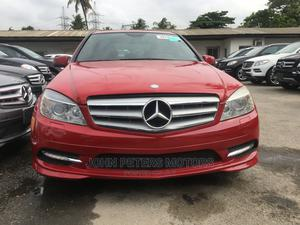 Mercedes-Benz C350 2010 Red   Cars for sale in Lagos State, Apapa