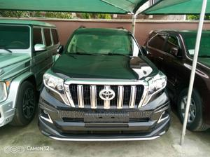 Toyota Land Cruiser Prado 2016 Black | Cars for sale in Lagos State, Amuwo-Odofin