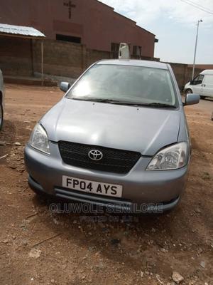 Toyota Corolla 2004 1.6 Sol Blue | Cars for sale in Oyo State, Ibadan