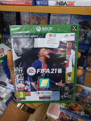 Xbox One-Xbox Series X Fifa21 | Video Games for sale in Lagos State, Ikeja