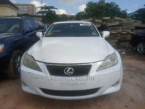 Lexus IS 2007 250 SE AWD White   Cars for sale in Lagos State, Ojodu