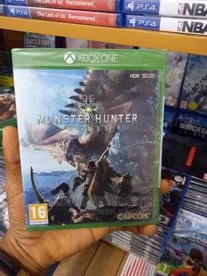 Xbox One-Xbox Series X Monster Hunter World | Video Games for sale in Lagos State, Ikeja