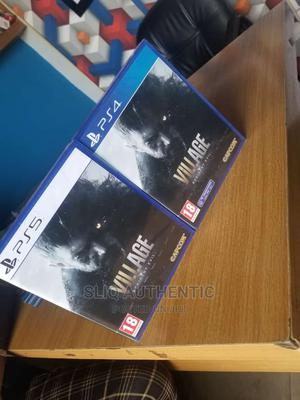 Resident Evil Village New PS4 Games | Video Games for sale in Edo State, Benin City