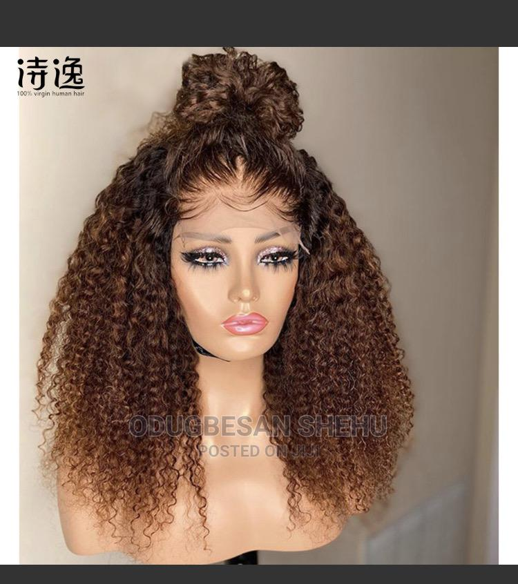 Archive: Curly Hair Wig