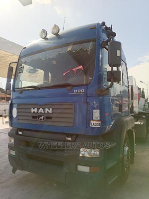 Man Disel Truck 2007 Blue | Trucks & Trailers for sale in Lagos State, Amuwo-Odofin