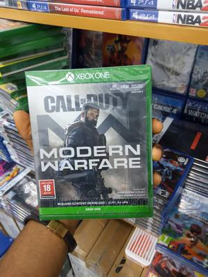 Xbox One-Xbox Series X Call of Duty Modern Warfare | Video Games for sale in Lagos State, Ikeja