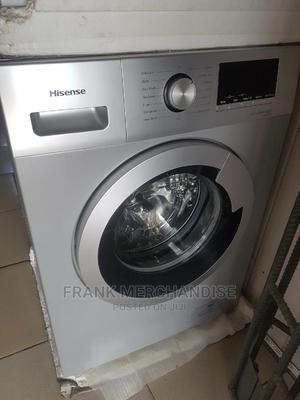 Hisense Washing Machine 10KG Automatic Washing and DRY   Home Appliances for sale in Lagos State, Magodo