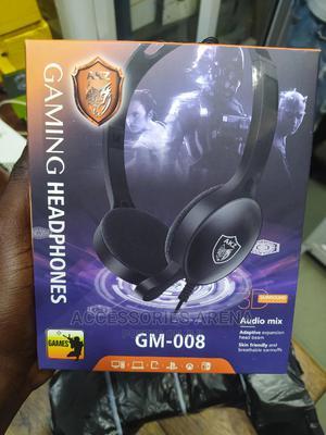 GM-008 Gaming Headset   Headphones for sale in Lagos State, Ikeja