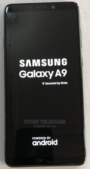 Samsung Galaxy A9 128 GB Black | Mobile Phones for sale in Lagos State, Mushin