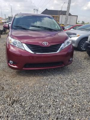 Toyota Sienna 2011 LE 8 Passenger Red | Cars for sale in Lagos State, Ikeja