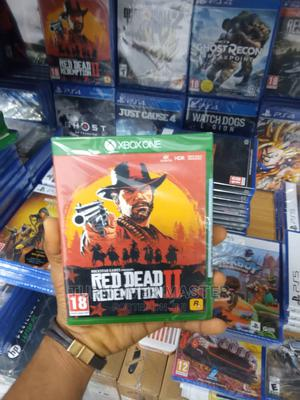 Xbox One-Xbox One X Red Dead Redemption 11 | Video Games for sale in Lagos State, Ikeja