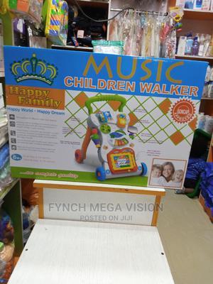 Children Music Walker   Children's Gear & Safety for sale in Lagos State, Ifako-Ijaiye