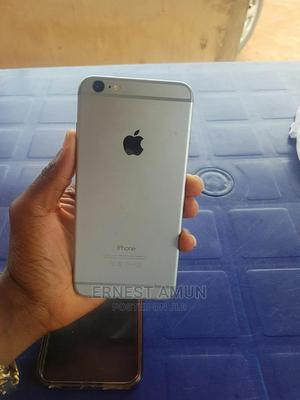 Apple iPhone 6 Plus 16 GB Silver   Mobile Phones for sale in Edo State, Benin City