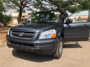 Honda Pilot 2006 EX-L 4x4 (3.5L 6cyl 5A) Gray | Cars for sale in Abuja (FCT) State, Kubwa