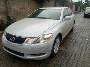 Lexus GS 2006 300 Automatic Silver | Cars for sale in Lagos State, Magodo